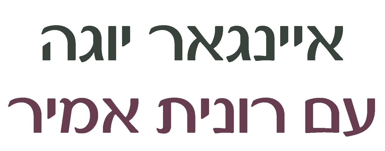 איינגאר יוגה